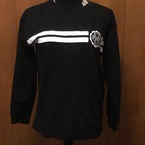 Black and White. V.S. Pink Sweatshirt